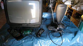 TV, TDT y ANTENA