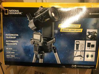 Telescopio blesser national geografic