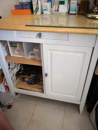 Mueble de cocina de segunda mano en la provincia de Lleida en WALLAPOP
