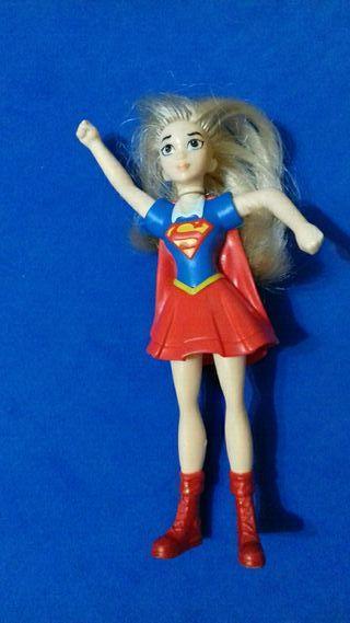 figura Supergirl Mcdonalds