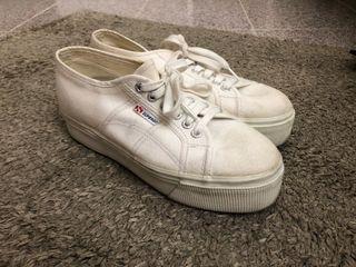 Zapatillas SUPERGA blancas 40