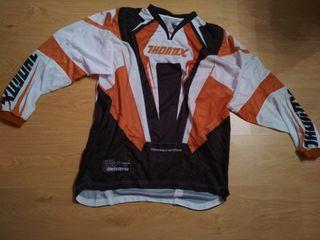 Camiseta Enduro, motocross, BMX, DH, marca Thor