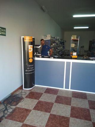tienda recambios