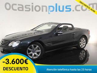 Mercedes-Benz Clase SL SL 500 225kW (306CV)
