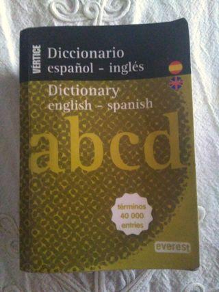 Diccionario Español-Ingles