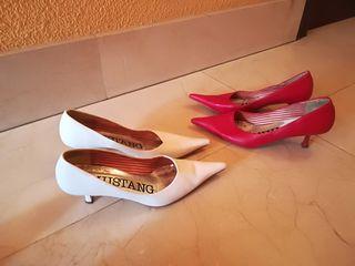 Zapatos Por Castañares En Wallapop De Mano Mustang € Segunda 9 q4R35LAj