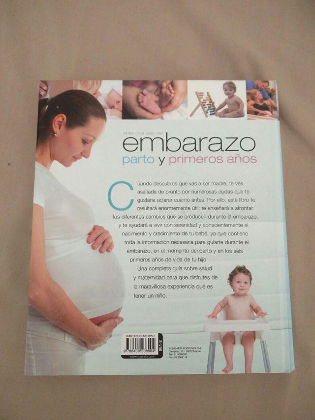 Libro embarazo, parto y primeros años de segunda mano por 10 € en ...