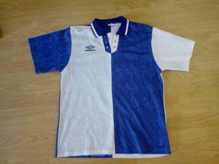 Camisetas fútbol retro de segunda mano en la provincia de Huelva en ... 59db7cd5207