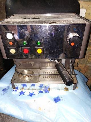 máquina de cafe