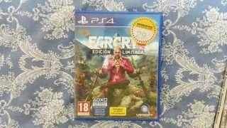 juego ps4 farcry 4 edición limitada