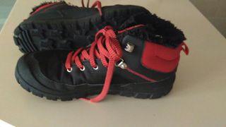 botas de niño