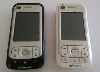 Nokia 6110 Navigator. Movistar