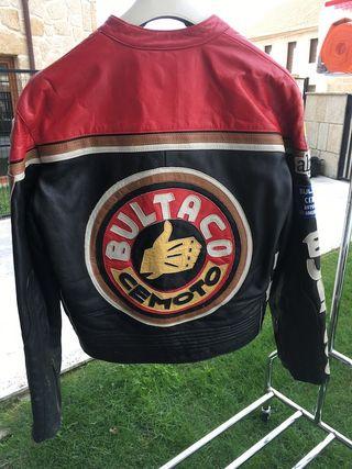 Cazadora Indian bultaco original vintage