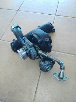 turbo opel zafira