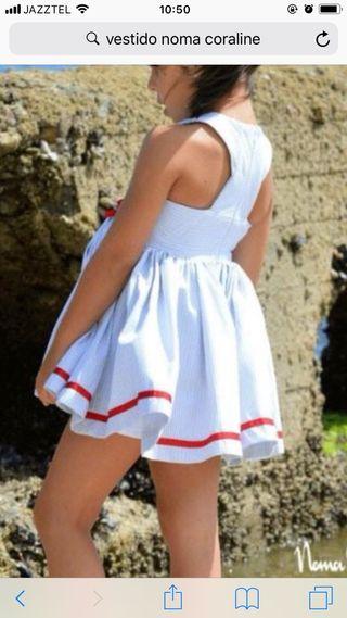Vestido Noma Fernandez t 8