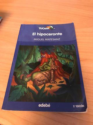 El hipoceronte de Miguel Matesanz