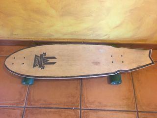 Longboard skate monopatin