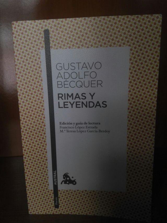 Rimas Y Leyendas Edición Y Guía De Lectura De Francisco López