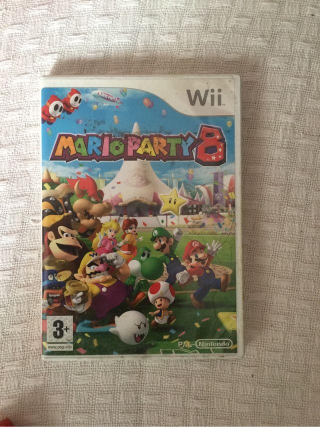 Juego De La Wii Mario Party 8 De Segunda Mano Por 12 En Madrid En