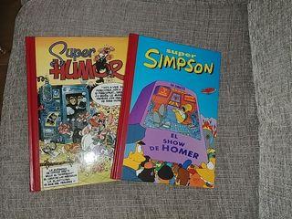 Super Humor Mortadelo y Super Simpson
