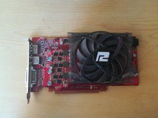Tarjeta Grafica AMD 5770