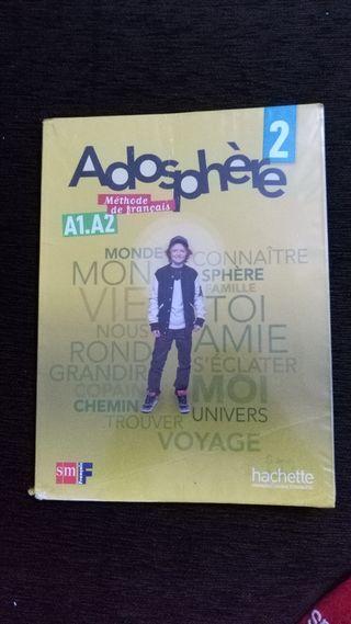 Adosphere 2. Libro francés