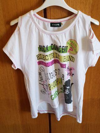 camiseta 14 años