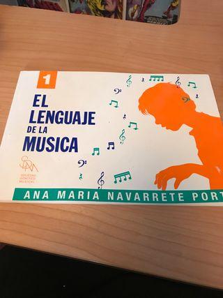 El lenguaje de la música 1 grado elemental