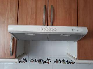 Campana extractora de segunda mano en valencia en wallapop - Campanas de cocina de segunda mano ...