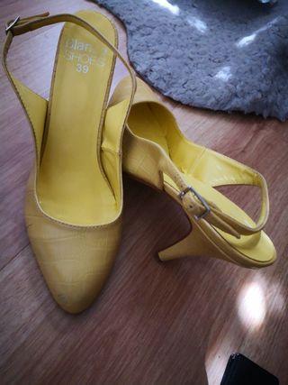 Zapatos tacon,n°39