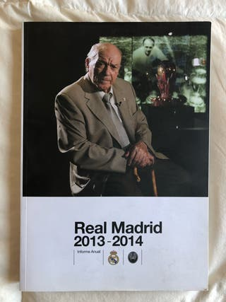 Revista y Anuario Real Madrid Temporada 2013-2014