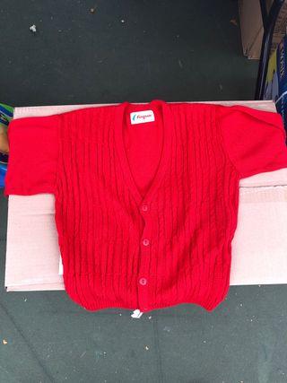 Jersey niño Rojo