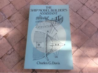 "Libro modelismo naval ""The Ship Model Builder's"""