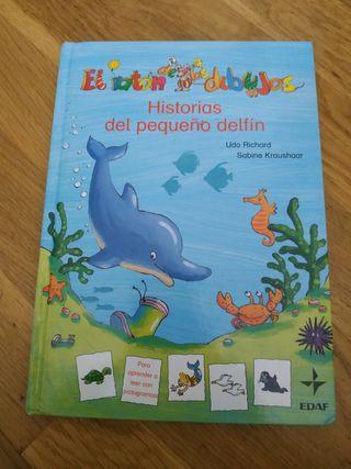 """Libro """"Historias del pequeño delfín"""""""