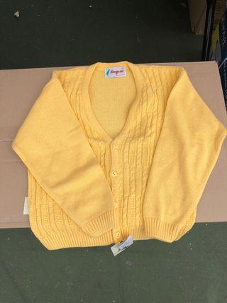 Jersey niño amarillo