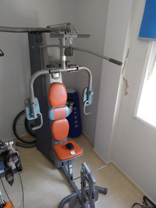 Domynos HG90 Maquina de gimnasio