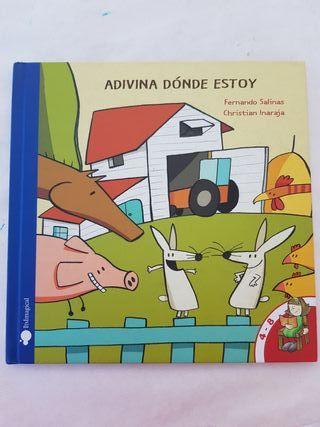 ADIVINA DÓNDE ESTOY