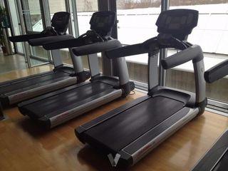 Lote Gimnasio Maquinas Cardio Life Fitness
