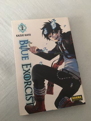 Blue Exorcist (Ao No Exorcist) Tomo 1