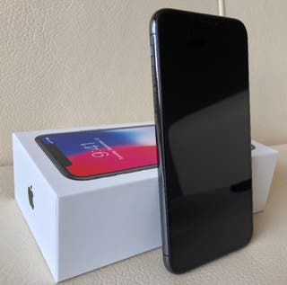IPhone X de 256 gigas gris espacial impecable