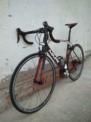 Bicicleta carretera de carbono MMR