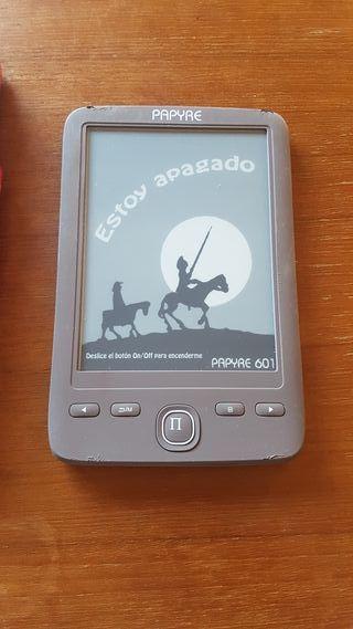 libro electrónico Papyre 601