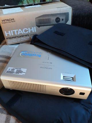 proyector hitachi