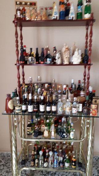 Colección de botellines