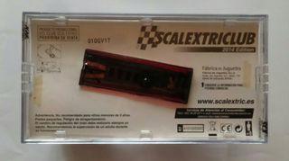 Coche Club Scalextric 2014