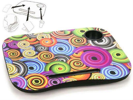 Soporte y ventilador pc portatil laptop