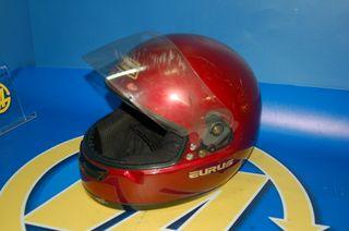 Casco de Moto NZI buen estado Modelo Eurus Talla L