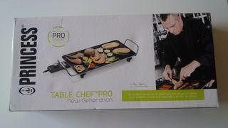 Plancha eléctrica de cocina Princess 2500 w.
