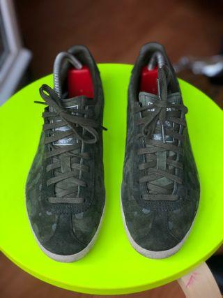 bcf540073f1 Zapatillas Adidas Verdes de segunda mano en la provincia de ...