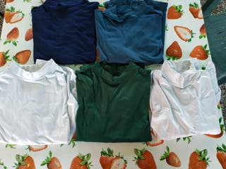 Pack de Camisetas de interior.
